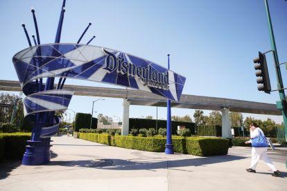 Disneyland in California