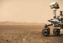 Perseverance Mars rover SuperCam
