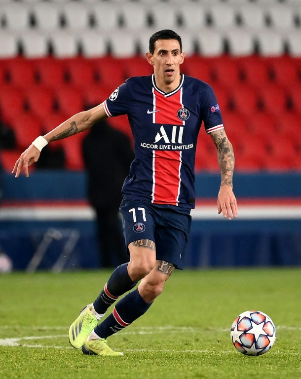PSG star Angel di Maria pulled out of match amid 'violent robbery ...