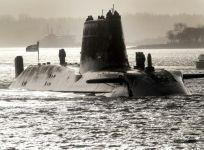 UK nuclear submarine