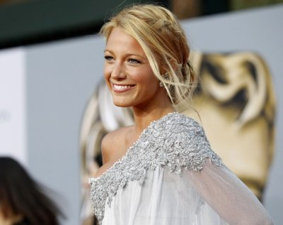 Blake Lively arrives at the BAFTA Brits to Watch event in Los Angeles
