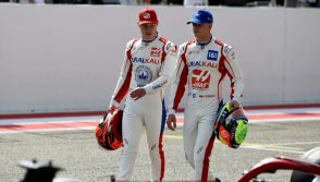 Mazepin and Schumacher