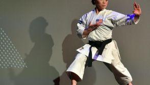 US Olympic karate practitioner Sakura Kokumai