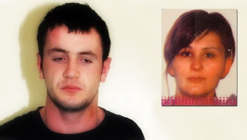 Aaron O'Brien has pleaded guilty to the murder of Magdalena Januszewska (inset)