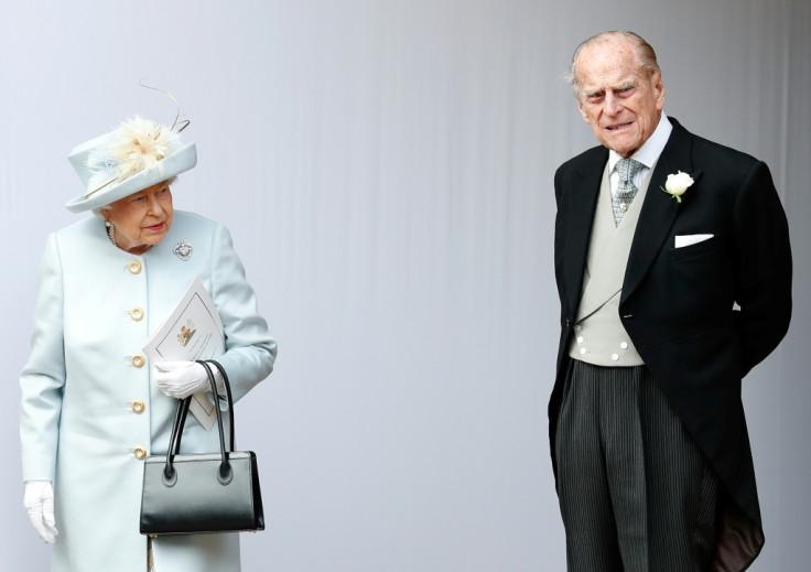 His Majesty Prince Philip.