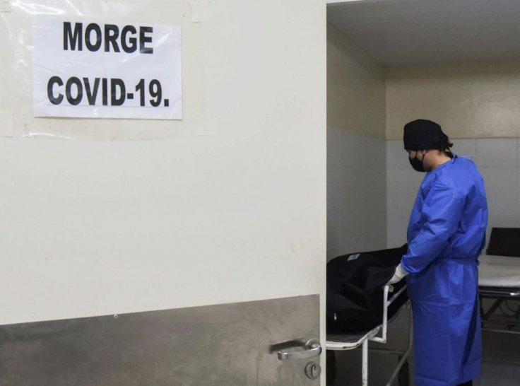 Paraguay morgue