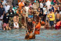 Indian pilgrims