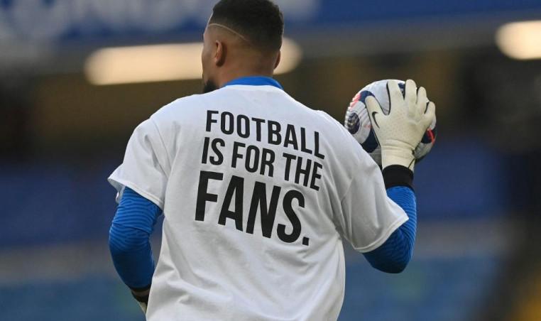 European super League protests