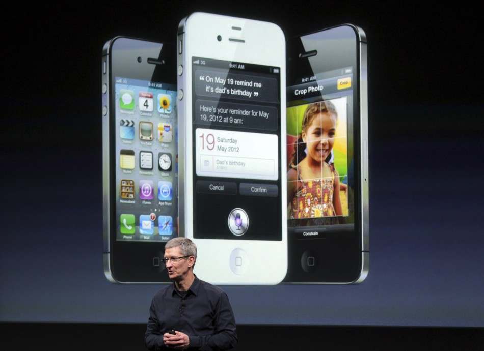 Apple iPhone 4S Release: Six Smartphones that Could Beat Apple's New iPhone