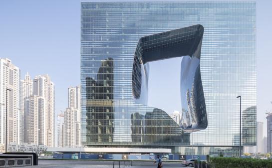 Opus Dubai - Zaha Hadid