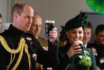 The Duke of Cambridge Prince William