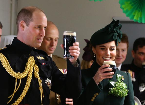 Prince William, Duke of Cambridge.