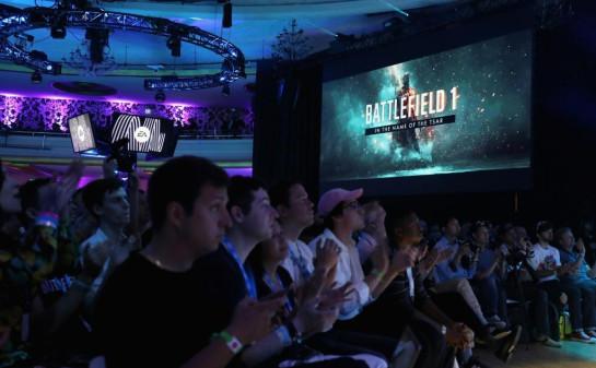 EA Sports event