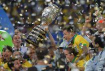 Brazil wins Copa America