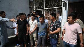 Trafficking Women China Pakistan