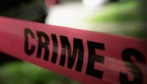 Crime Scene police line