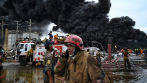 Bangkok explosion