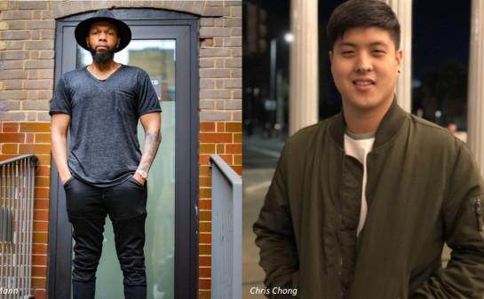 Ike Mann and Chris Chong