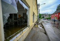 Euuropean storm damage