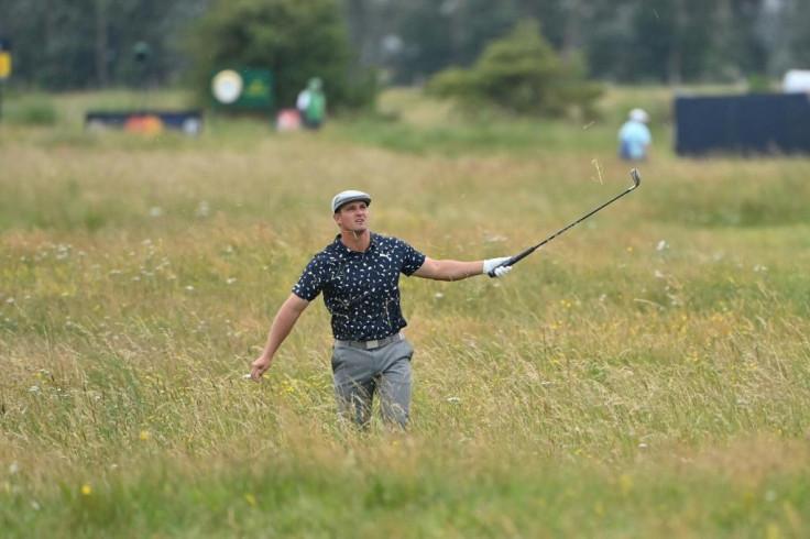 US golfer Burson de Cambio