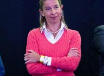 British commentator Katie Hopkins