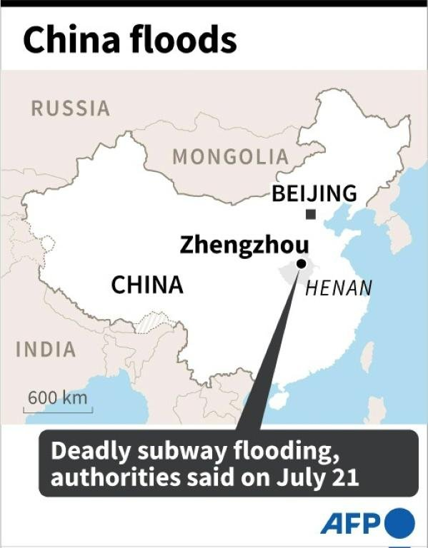 The flood of China