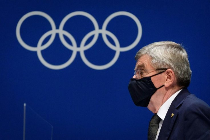 International Olympic Committee President Thomas Bach says