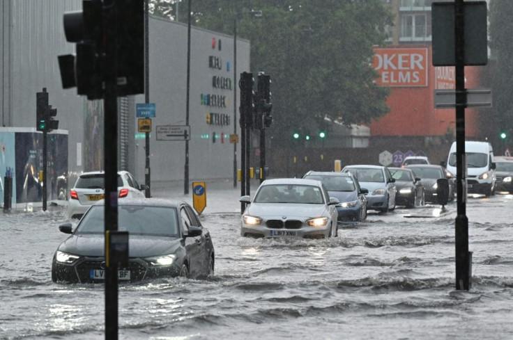 The Flood of London