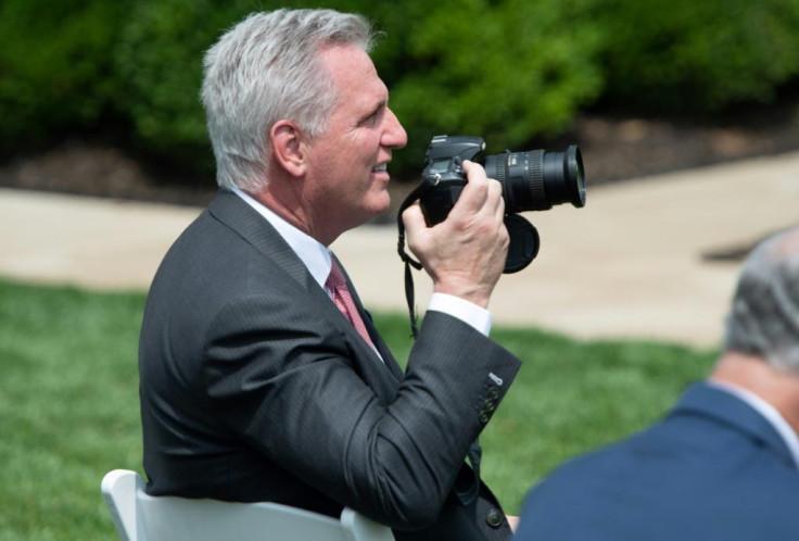 U.S. House Minority Leader Kevin McCarthy