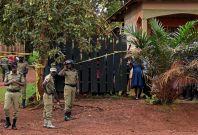 Africa Crime Scene