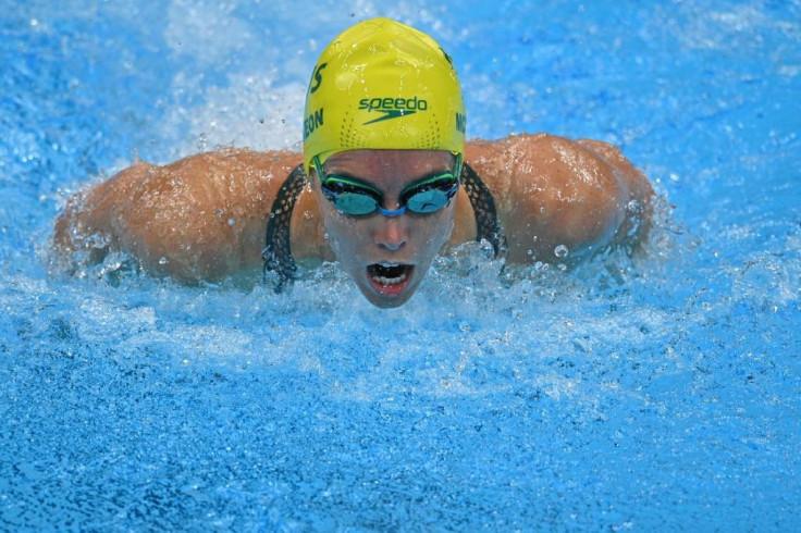 Emma McCain of Australia