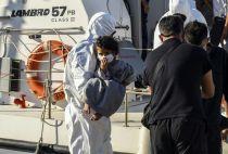 European migraton crisis