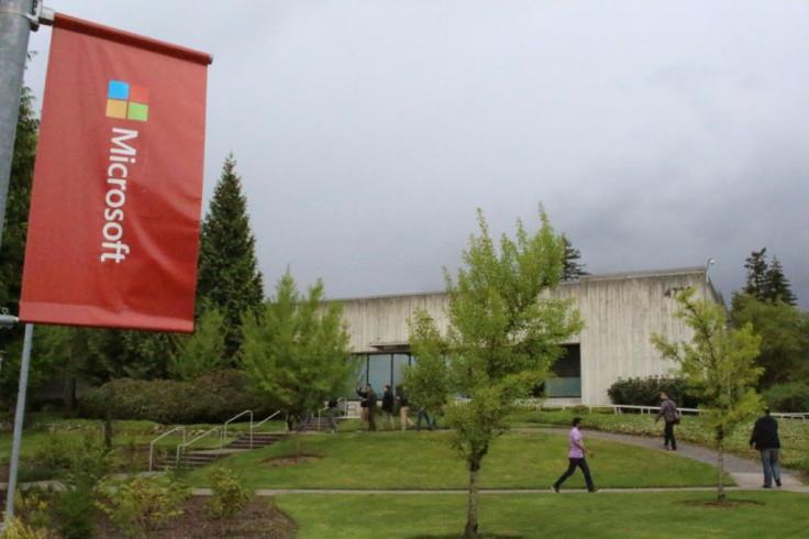 Microsoft Campus.