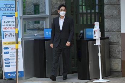 Lee Jae-yong of Samsung
