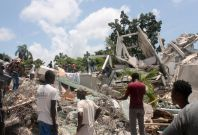 Haiti Quake