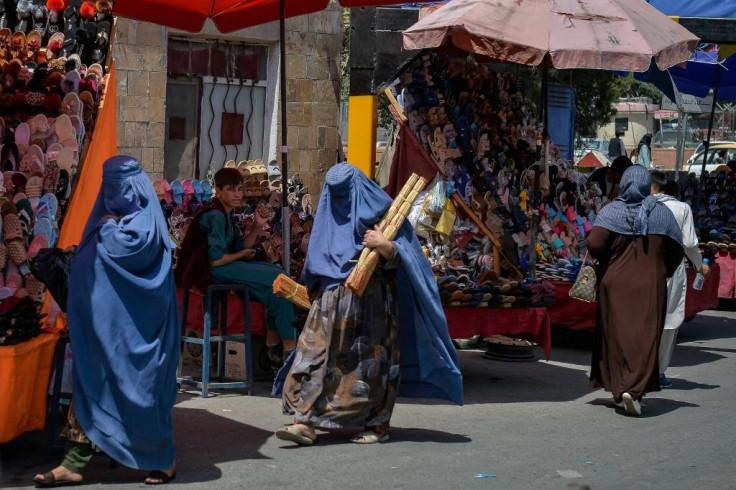 Sale of burqa