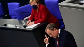 Germany's conservative Christian Democratic Union leader