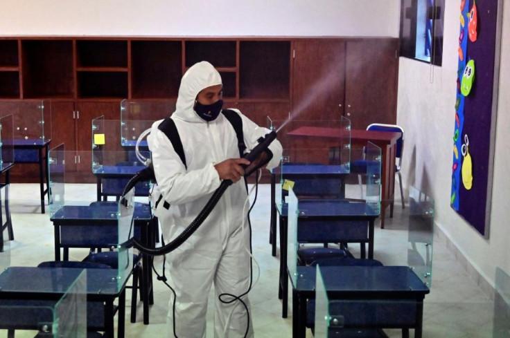 Mexico Classrooms