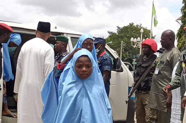 Kidnapping of school children in Nigeria