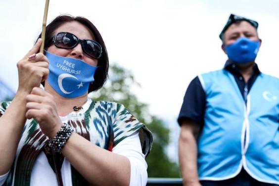 Uyghur Muslims