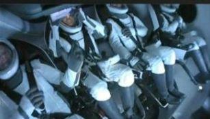 Space X Dragon Capsule