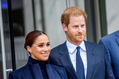 Pricne Harry and Meghan Markle