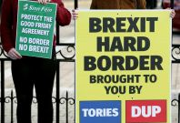 Ireland border