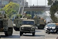 Lebanon clash