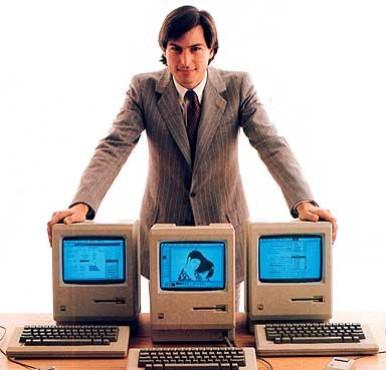 Steve Jobs 1984