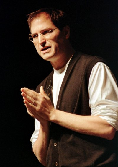 Steve Jobs Through the Years