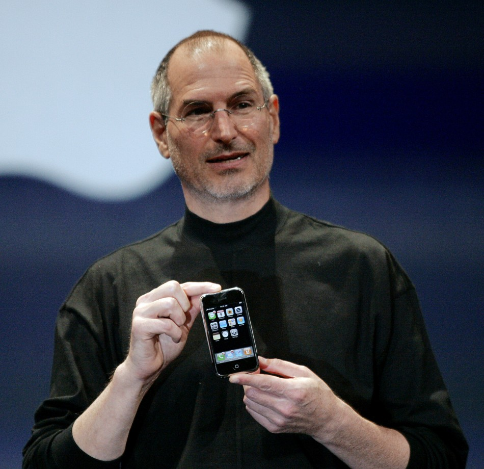 Steve Jobs through the Years