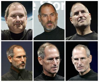 Steve Jobs Dead Legendary Inventor Through the Years
