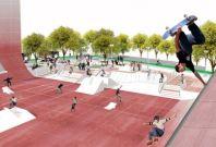 Coleman Oval Skate Park / HAO