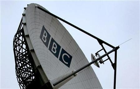 The BBC is the UK's Olympics broadcast rights holder